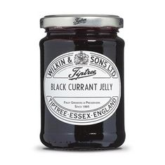 Tiptree Black Currant Jelly - 340g