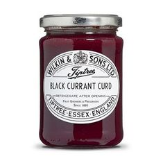 Tiptree Blackcurrant Curd - 312g - Sold Out