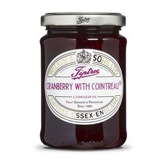 Tiptree Cranberry with Cointreau Conserve - 340g - 3 in stock