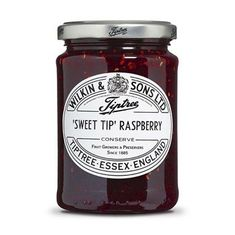 Tiptree 'Sweet Tip' Raspberry Conserve - 340g - Sold Out