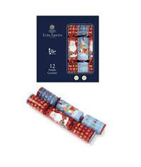 Tom Smith Family Fun Crackers - 12 pack - Sold Out