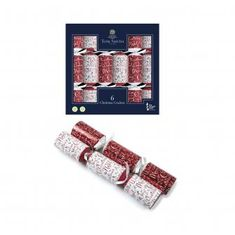 Tom Smith Red & White Crackers - 6 pack - Sold Out