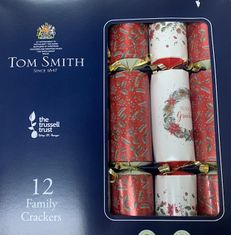 Tom Smith Season Greetings Crackers - 12 pack - Sold Out