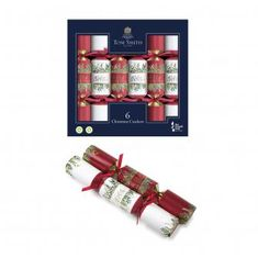 Tom Smith Season Greetings Crackers - 6 pack - Sold Out