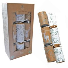 Tom Smith Season Greetings Eco-Crackers - 6 pack - Sold Out