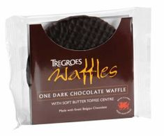 Tregroes Dark Chocolate Waffle - 45g - Sold Out