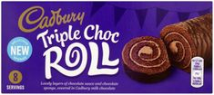 Cadbury Triple Choc Roll - 250g - Sold Out