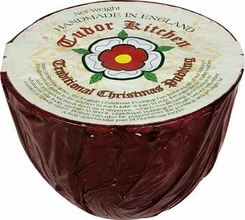 Tudor Kitchen  Christmas Pudding - 454g (1LBS) - Sold Out