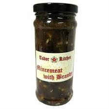 Tudor Kitchen Mincemeat With Brandy - 340g - Sold Out