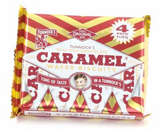 Tunnock's Caramel Wafers Milk Chocolate - 128g - Sold Out
