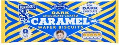 Tunnock's Caramel Wafers Dark Chocolate 8pk - 240g - Sold Out