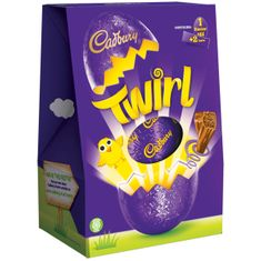 Cadbury Twirl Large Egg - 237g - Sold Out 2021