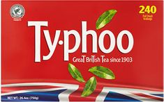 Typhoo - 240ct Bags Sold Out