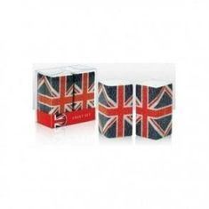 Union Jack Salt and Pepper Shakers