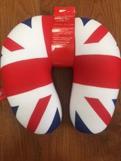 Union Jack Travel Pillow - Sold Out