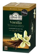 Ahmad Vanilla Tranquility - 20ct Bags