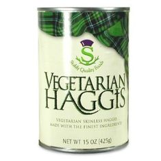 Vegetarian Haggis - Sold Out