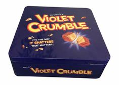 Violet Crumble Tin - Sold out