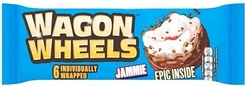 Wagon Wheels Jammie - 6pk - 30og