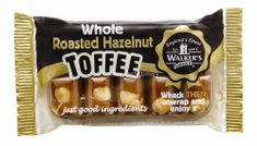 Walker's Nonsuch Whole Roasted Hazelnut Toffee - 100g - Sold Out