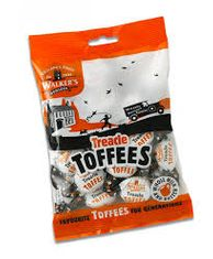 Walker's Nonsuch Treacle Toffees - 150g
