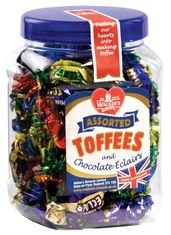 Walkers Nonsuch Assorted Toffees & Chocolate Eclairs Jar - 450g - Sold Out 2020