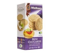 Walkers Mini Oat Crackers - 150g - Sold Out