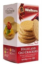 Walkers Highland Oat Crackers - 280g