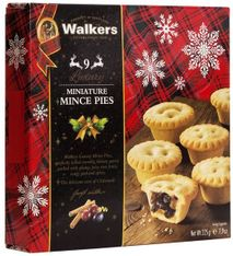 Walkers Luxury 9 Miniature Mince Pies - 225g  - Sold Out
