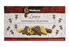 Walkers Shortbread Luxury Selection - 250g - Sold Out