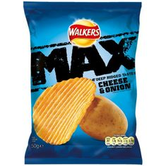 Walkers Max Cheese & Onion -  - Sold Out
