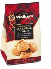 Walkers Mini Crunchy Oatmeal Cookies - 125g - Sold Out