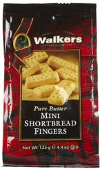 Walkers Shortbread Mini Fingers Pouch - 125g - Sold Out