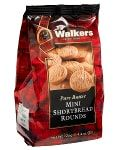 Walkers Shortbread Mini Rounds Pouch - 125g - Sold Out