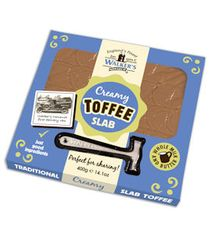 Walker's Nonsuch Original Creamy Toffee Slab - 400g - Sold Out
