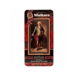 Walkers Shortbread Prince Bonnie Charlie Tin - 340g - 3 In Stock