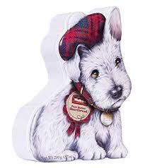 Walkers Shortbread Scottie Dog Tin - 200g - Sold Out
