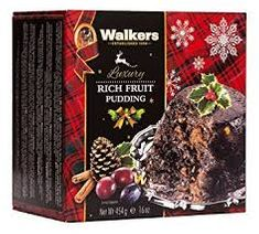 Walkers Rich Fruit Pudding - 227g - Sold Out 2020