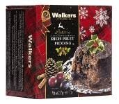 Walkers Rich Fruit Pudding - 454g - Sold Out 2020