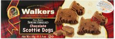 Walkers Shortbread Chocolate Scottie Dogs - 110g - Sold Out