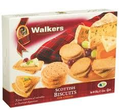 Walkers Scottish Biscuits for Cheese - Currently Not Available