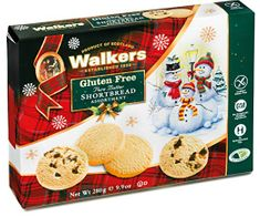 Walkers Shortbread Assortment - Gluten Free - 280g - Out Of Stock