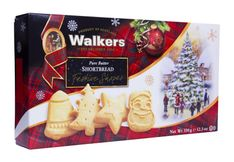 Walkers Shortbread Festive Shapes - 350g - Sold Out