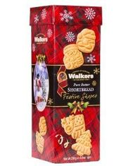 Walkers Shortbread Festive Shapes Drum - Sold Out
