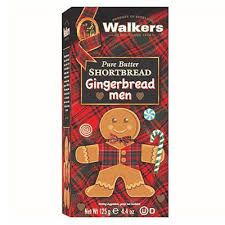 Walkers Shortbread Gingerbread Men - 125g - Sold Out 2020