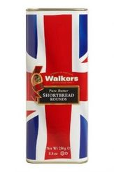 Walkers Shortbread Rounds UJ Drum - 250g - Sold Out