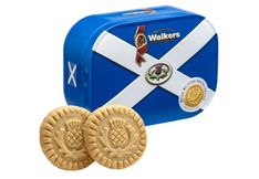 Walkers Shortbread Scotland Flag Tin - 136g - Sold Out