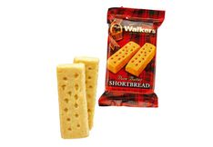 Walkers Shortbread Two Pack - 34g-40g