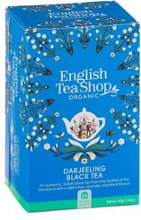 English Tea Shop Darjeeling Black Tea - 20ct Bags