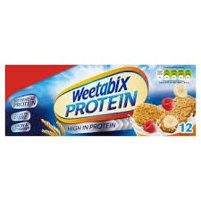 Weetabix Protein 12pk - Sold Out